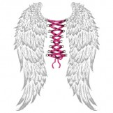 """Featured image for """"For the Ladies – Angel Wings Corset"""""""
